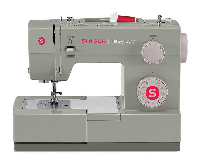 Singer Heavy Duty Sewing Machine 4452