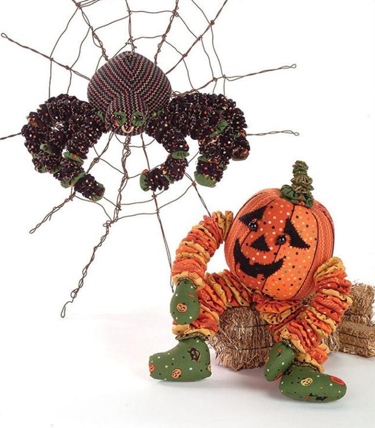 yoyo-spider-pumpkin