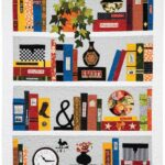 The Bookcase Quilt Pattern