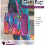 Dancing Diamonds Gem Bag Pattern