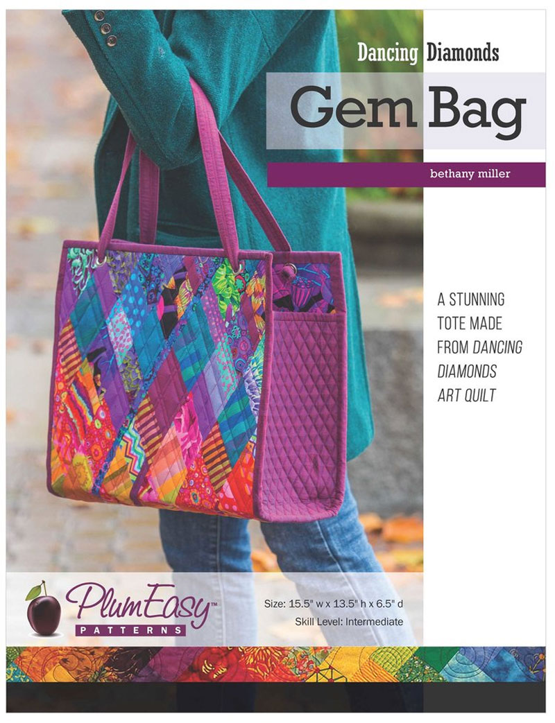 This large stylish bag has a sleek look combined with lots of pockets and lots of space inside.