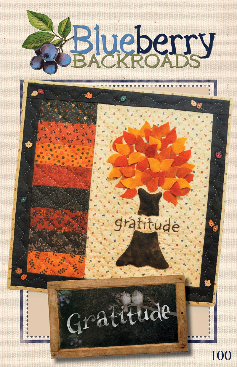 Gratitude Quilt Pattern