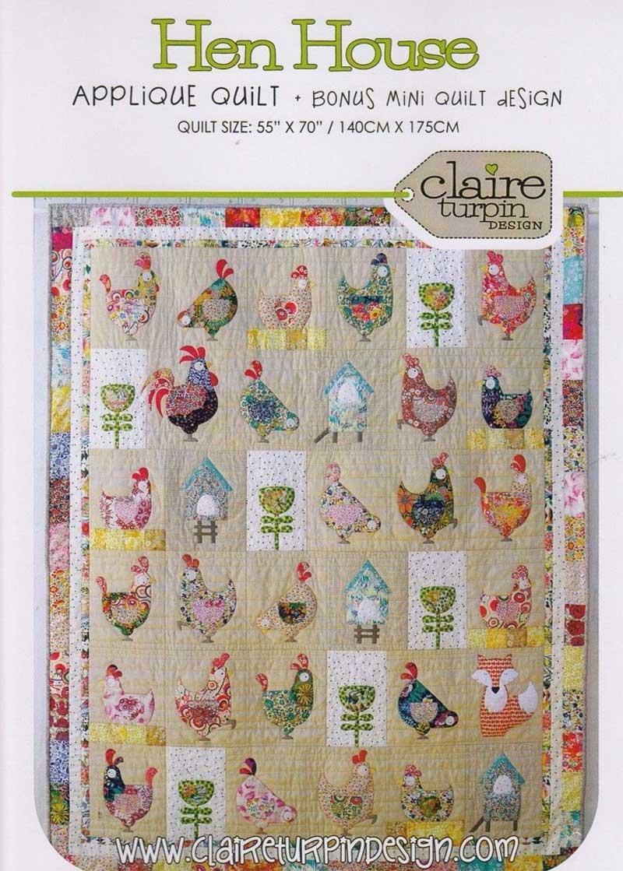 Hen House Quilt Pattern