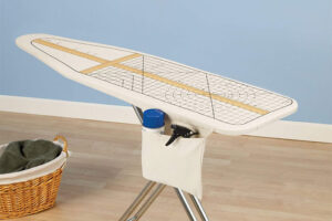 Ironing Board Cover with Sewing Guide