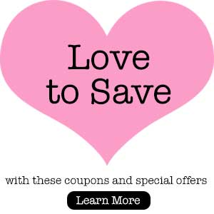 Love to Save!
