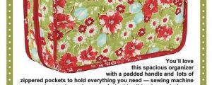 A Place for Everything Sewing Pattern