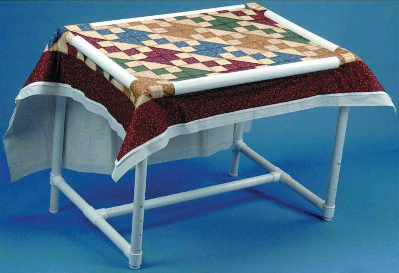 "Quilters Floor Frame 28""x39"""