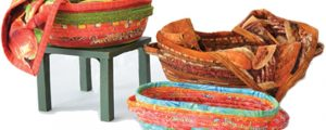 Fabric Bread Basket Sewing Pattern