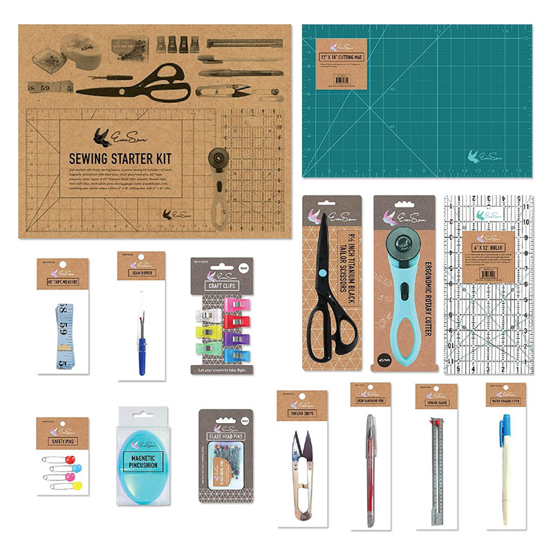 Ultimate Sewing Starter Kit