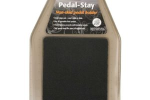 Non-Skid Foot Pedal Support Pad