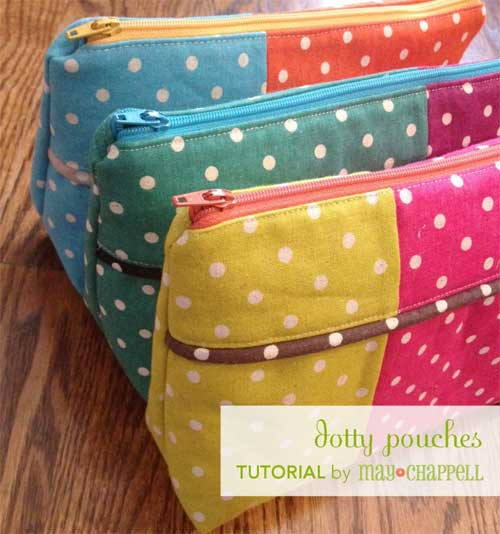 Dotty Pouches