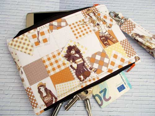 Magic Zipper Pouch
