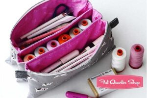 3-in-1 Pouch Sewing Pattern