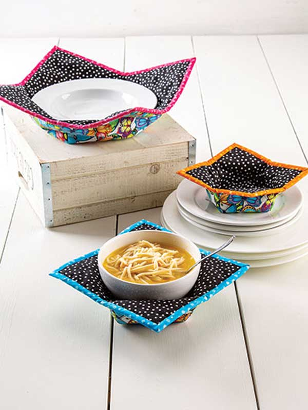 Microwave Cozies Sewing Pattern