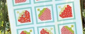 Strawberry Picking Quilt Pattern