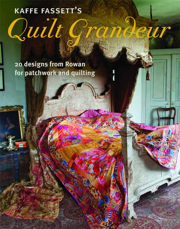 Kaffe Fassetts Quilt Grandeur - 20 designs from Rowan for patchwork and quilting