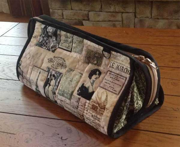 Quilters Sewing Bag Pattern