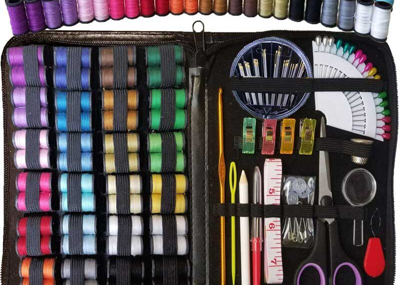 Sewing Kit – Threads and Supplies