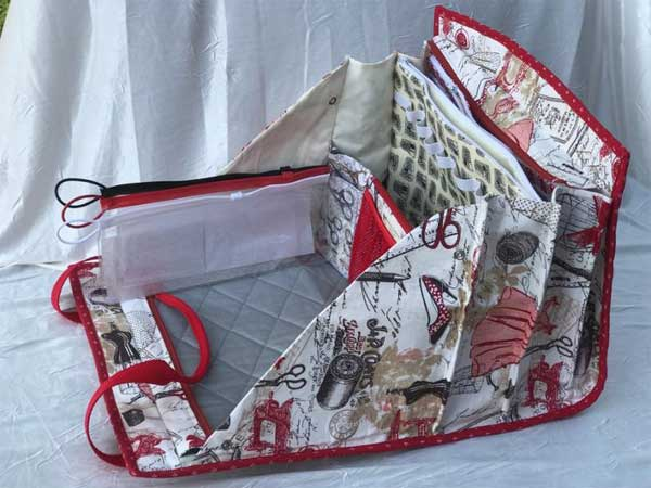 Ultimate Craft Carry-All Bag Pattern
