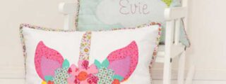 Unicorn Dreams Pillow Sewing Pattern