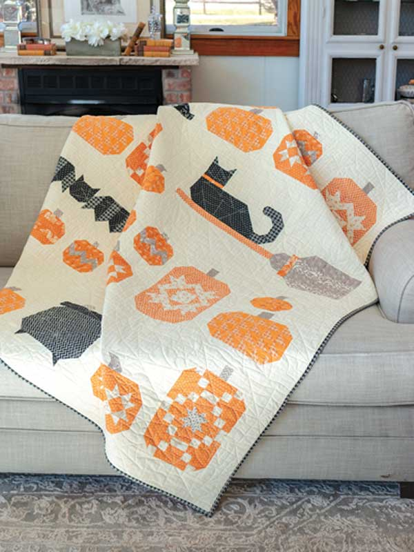 Witch's Night Out Quilt Pattern