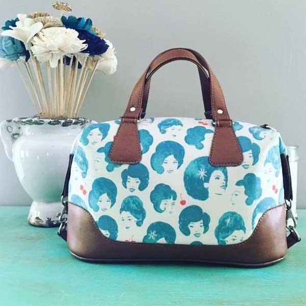 Brooklyn Handbag & Traveler Bag Pattern