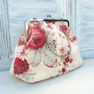 Vintage Style Frame Bag Pattern