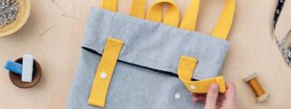 Bags: Sew 18 Stylish Bags for Every Occasion