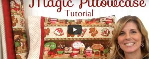 How to Make a Magic Pillowcase