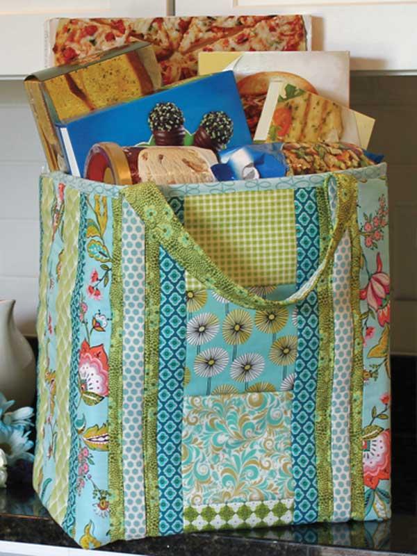 Backgammon Bag Pattern