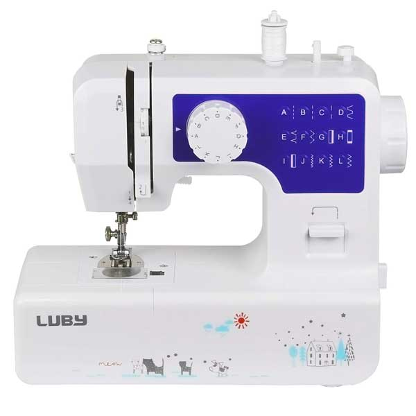 Luby Portable sewing machine