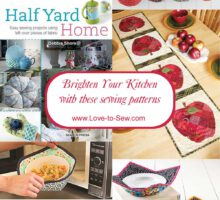 Kitchen Sewing Patterns