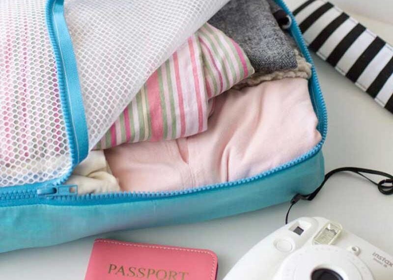Packing Cube – Free Sewing Tutorial