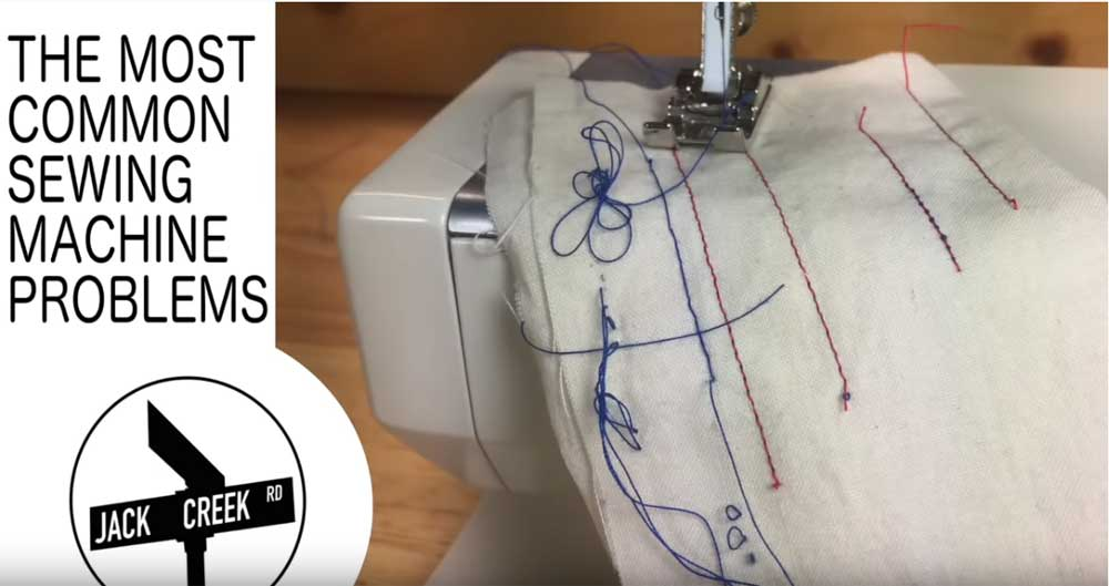 How to Remedy the Most Common Sewing Machine Problems