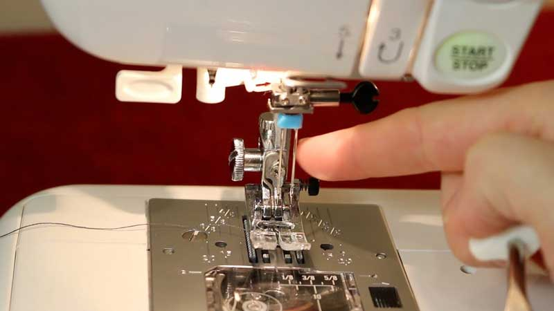 How to Use a Twin Needle on Your Sewing Machine