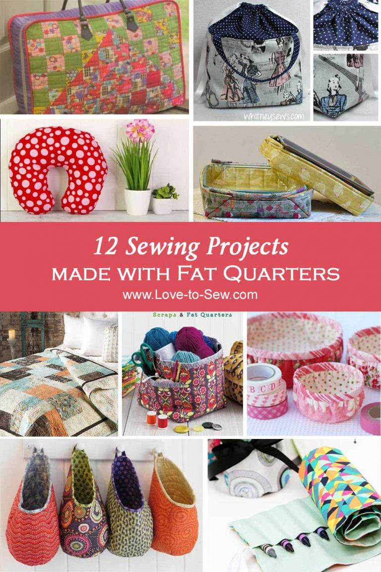 fat-quarter-sewing-projects