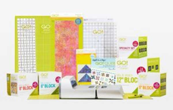 Make Sewing and Quilting Easy with the AccuQuilt Fabric Cutting System