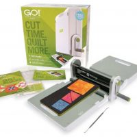 Product Review: Make Sewing and Quilting Easy and Fun with the AccuQuilt Fabric Cutting System