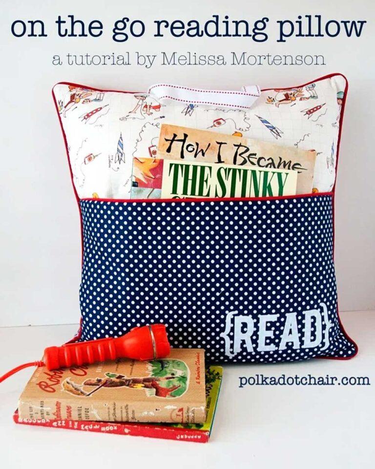 reading-pillow