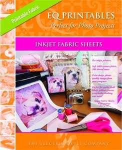 EQ Printable Fabric Sheets
