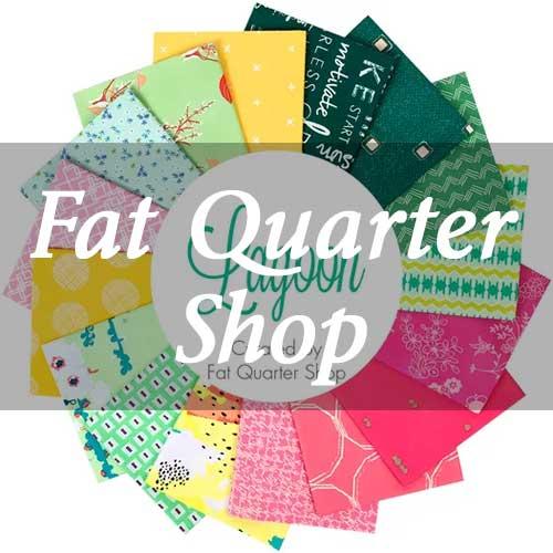 Shop for Fat Quarters at the Fat Quarter Shop