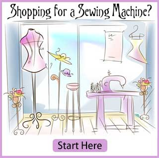 Shopping for a Sewing Machine